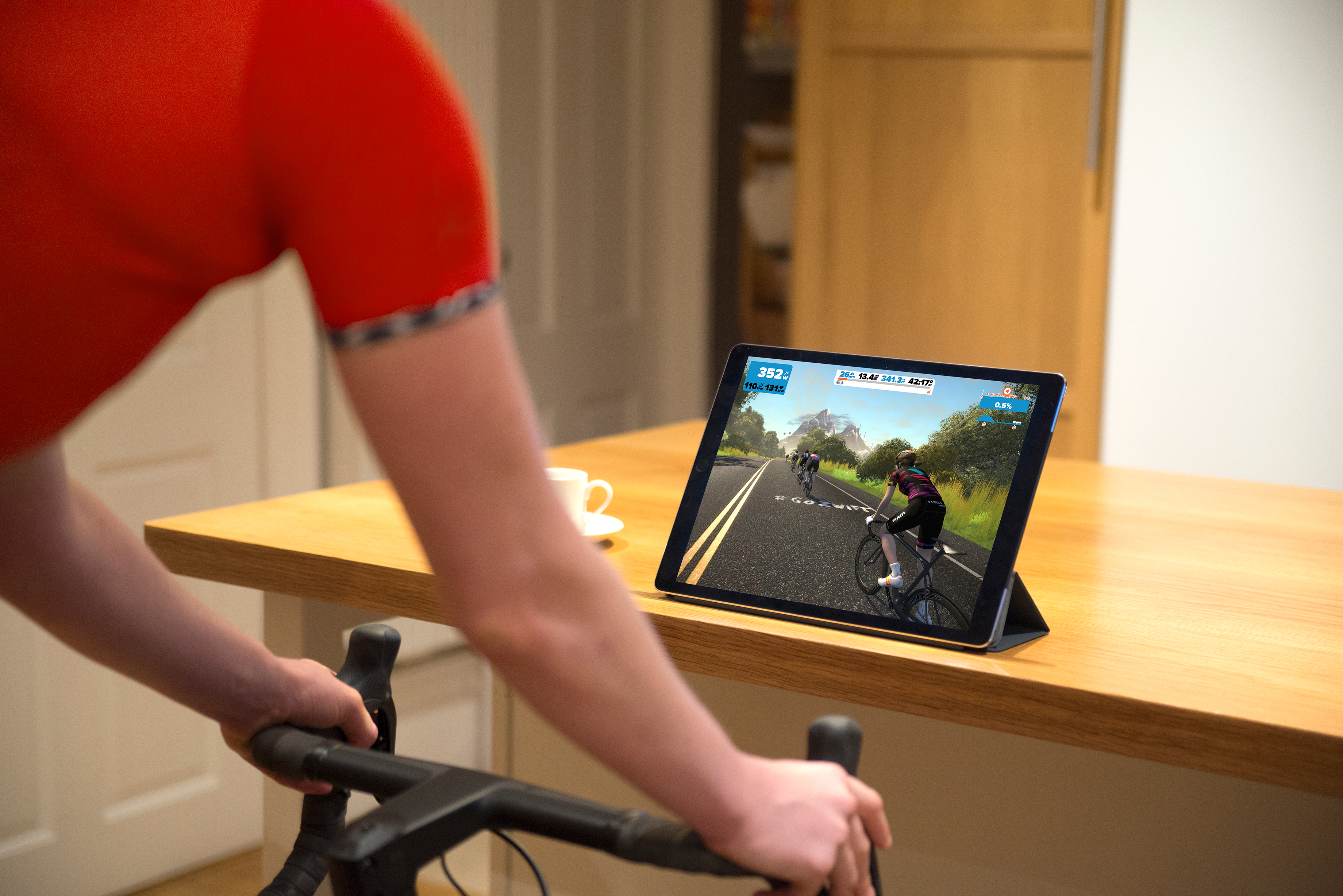 Cycling (bikes) and MMOs