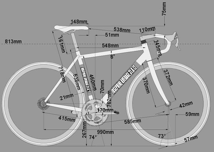 Bicycle diagram