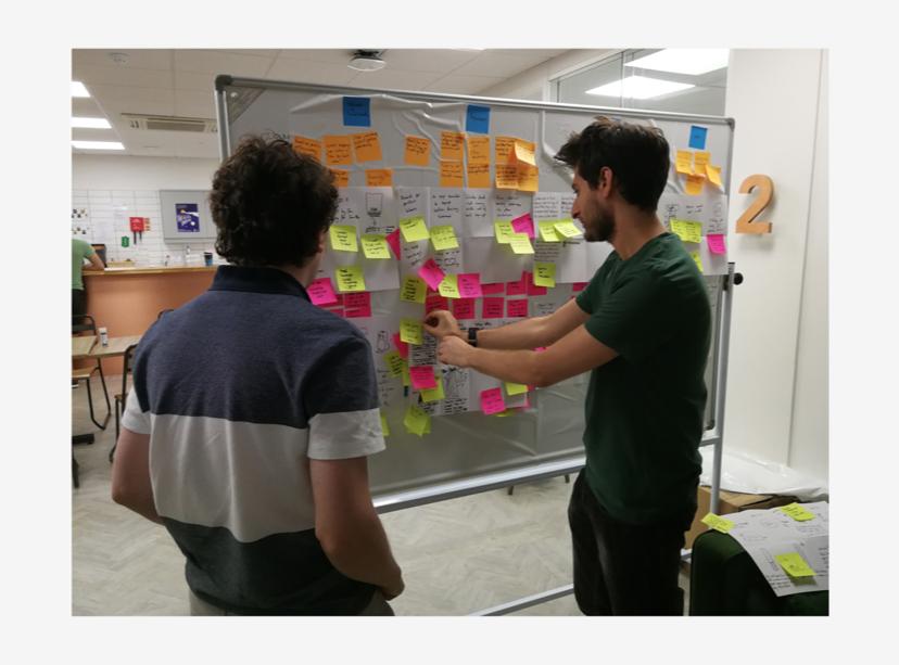 design-studio-critiquing-ideas