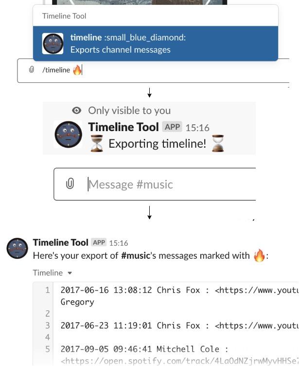 timeline-ux